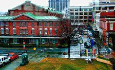 City Market @ Roanoke VA by Ken Yuel, via Flickr