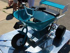 Wheelbarrow Go-kart