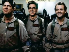 Ghostbusters : Photos inédites de l'original