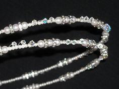 NEW Handmade Wedding GREEK STEFANA  Orthodox wedding Crowns with swarovski and pearls by NatalysWeddingArt