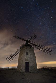Don Quixote - Castilla la Mancha, Spain