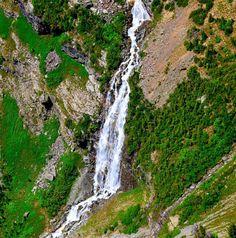 Grand Teton Waterfal
