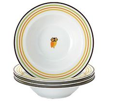 #Owls are popping up everywhere. A cute way to dress up your table. #RachaelRay