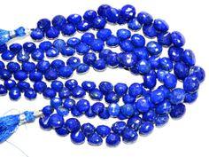 Lapis onion faceted beads strand (Code-22\64) #lapisonion #facetedbeads