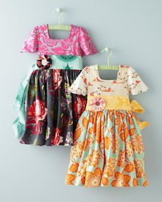 Party Dress by Moxie & Mabel - Baby Girls... have to DIY in her size