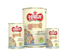 VSP DAIRY INDUSTRIES from Ahmedabad, Gujarat (India) is a manufacturer, supplier and exporter of Cow Ghee in Tin, Cow Desi Ghee in tin at reasonable price. Cow Ghee, Desi Ghee, Coffee Cans, Tin, Dairy, Range, Food, Products, Cookers