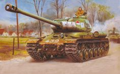 czołg jest-2, 7 gv.ottb wektor
