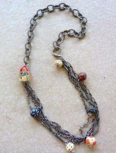 necklace by Lorelei Eurto