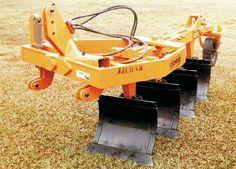 CIVEMASA - Implementos Canavieiros - Arado Gradeador com Rodas Controle Remoto - AG - Os AG são tracionados pela Barra de Tração dos tratores, e indicados para lavração do solo em áreas de lavouras de arroz irrigado após a colheita.
