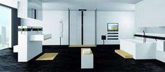 50 Modern Bathroom Designs - From Splashtastic Sinks to Showering Solar Systems (CLUSTER)