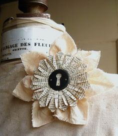 This is gorgeous!! uses what looks to be the technigue I used to fold the dahlias I did.. Super easy to do!!!