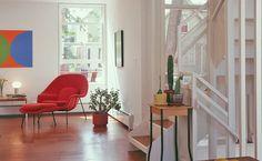 Womb Chair 休閒椅   DAZ - Design A to Z 閱讀好設計