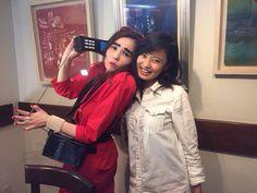 小島瑠璃子 @ruriko_kojima  2015年10月8日 マンモスたのぴ~ロケでした(*^^*)ありがとうございましたm(__)m RT @hiranonora: こじるりちゃんとロケーー❤︎ マンモスきゃわいかったなー 顔がバースのホームランボール位、小さかったゾ⚾️
