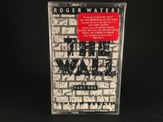 ROGER WATERS - the wall - live in berlin (double album) BRAND NEW CASSETTE TAPE