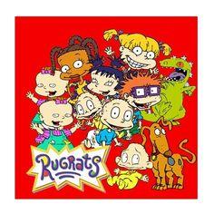 Rugrats Cartoon, Rugrats Characters, Disney Cartoons, Full Duvet Cover, Duvet Covers, Wallpaper Iphone Cute, Cute Wallpapers, Fabric Paint Shirt, Best Cartoons Ever