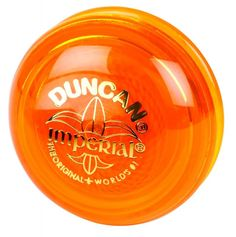 Genuine Duncan Imperial Yo-Yo Classic Toy - Orange The Duncan Imperial Yo-Yo is the original and best selling Looping Yo-Yo of all time. Yo-yo players have depended on Duncan's performance and quality
