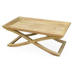 Check out this item at One Kings Lane! Vesper Coffee Table, Natural