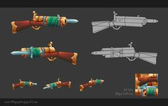 LOWPOLY (sub 1000~ triangle models) - Page 410 - Polycount Forum