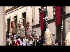 Calles Alfombradas. Historia Local