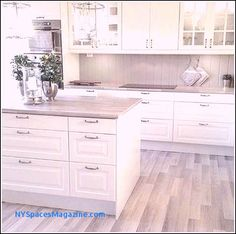 Grey Wooden Floor, Wooden Flooring, Kitchen Cabinets, Vanity, Bathroom, Unique, Check, Home Decor, Ideas