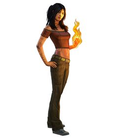 Alternate Reality Mage Wizard The Secret World Art & Pictures -   Mei Ling