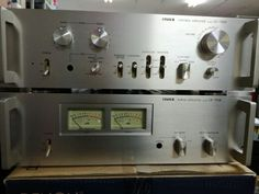 High End Audio Equipment For Sale Equipment For Sale, Audio Equipment, Room Acoustics, Big Speakers, High End Audio, Audio System, Fisher, Retro, Vintage