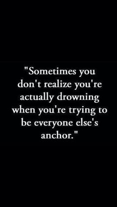 So true and this is most peoples problem today