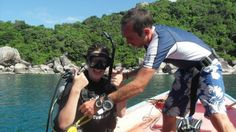 Differences in dive schools on Ko Tao