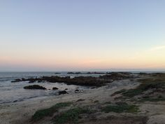 Asilomar Beach Monterey Ca
