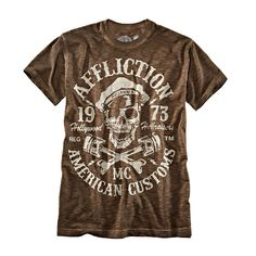 Affliction T-Shirt Hollywood