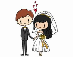 just married couple draw Couple Drawings, Kids Fashion, Marriage, Artsy, Snoopy, Just Married Quotes, Couples, Crafts, Relationship Quotes