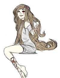 Suicide Sadie. I like her, I can relate.