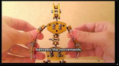 Moving is not animating. This video aims to be a compilation of some of the basic principles of animation. In this first part we see the physical laws relate...