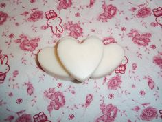 Travel Size Solid Lotion Bar   Light Rose    by CoolCanineClothing, $5.00