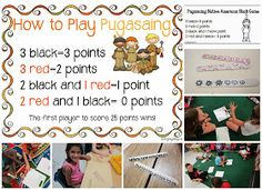 Sunny Days in Second Grade: Native American Legends - Lesson Plans and Free Math Game