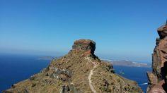 Skaros Santorini