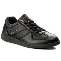 Sneakersy TOMMY HILFIGER - Danny 1A1 FM0FM01043 Black 990