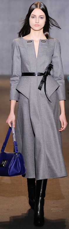 Fall 2014 Ready-to-Wear Andrew Gn