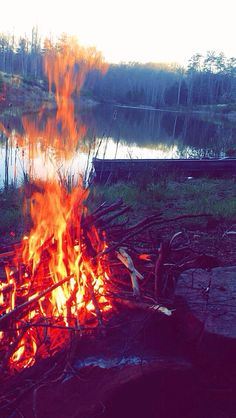 Bonfire...seriously one of my favorite ways to spend a weekend night