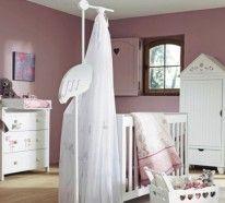 Babybett Himmel - Schöne Babybett-Designs mit Betthimmel für ein märchenhaftes Innendesign. Sind Sie bereits mit der Gestaltung Ihres Babyzimmers beschäftigt