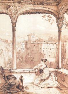 Granada Alhambra - John Frederick Lewis