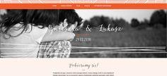 Strona ślubna do papeterii ślubnej Orange.Wypróbuj sam szablon za darmo :https://szablonorange.bioreciebieza.pl/?ref=sklep