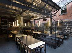Captain Melville dark inner city nightclub restaurant6