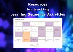 A Music Learning Theory classroom: Resources for tracking Learning Sequence Activities
