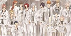 The Guest of the Asahina. (Brother Conflict) - Characteristics and data of the protagonist. Sibling Photography Poses, Sibling Poses, Family Photography, Punk Rock Fashion, Queer Fashion, Brother Conflict, Anime Harem, Oc Manga, Androgynous Girls