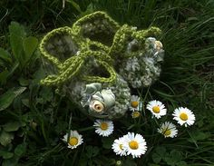BosaBeta / Malá lesná víla Ale, Knitting, Plants, Tricot, Ale Beer, Breien, Stricken, Weaving, Knits