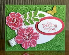 Stampin' Up! Secret Garden by Krystals Cards and More: