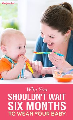 The American Academy of Pediatrics suggests that babies shouldn't be introduced to solid foods until they are at least six months old. American Academy Of Pediatrics, Baby Fever, 6 Months, Waiting, Cocktail, Parenting, Babies, Foods, Food Food