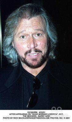 Barry Gibb Photos - 2001/04/23 @
