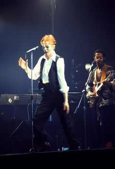 David Bowie, The Cow Palace, Daly City, February, 1976